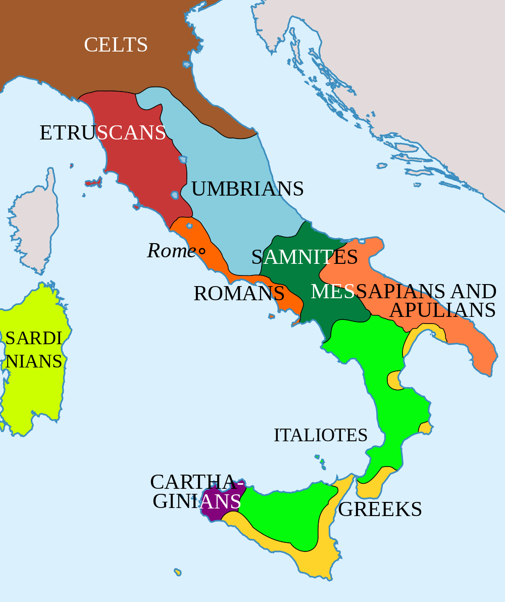 the history of italy The roman, greek, etruscan, north-african and arab influences on italian cuisine.